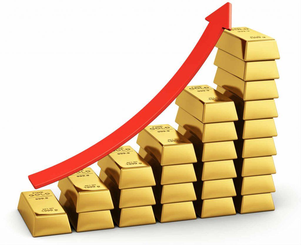 В мире бешеными темпами растет спрос на золото
