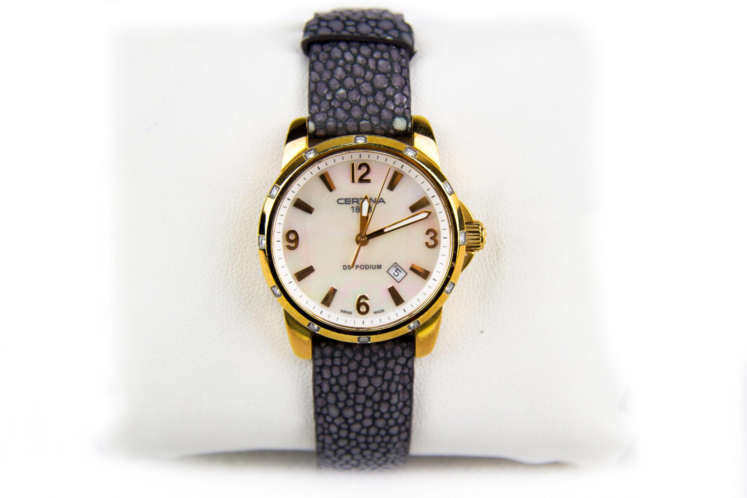 Часы certina ломбард стоимость слава кулон часы